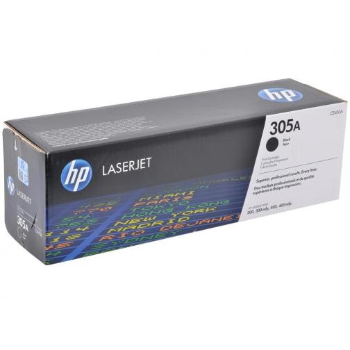 Картридж CE410A для HP CLJ Pro 300, 400, оригинальный, черный, 2200 стр. 7468-01 Hewlett-Packard 851216