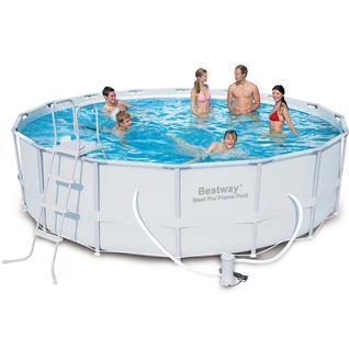 Bestway Каркасный бассейн Bestway 56451, 488х122 см