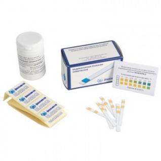 Индикатор концентрации к дезсредству Абактерил 100 шт в упак.