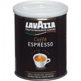 Кофе Lavazza Espresso молотый ж/б, 250г