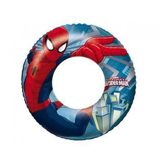 Круг для плавания надувной спайдермен Bestway 98003 56см