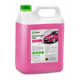 Активная пена Grass Active Foam Pink Цветная, 6 кг