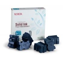 Твёрдые чернила Xerox 108R00817 для Xerox Phaser 8860, оригинальные (голубые 6 шт, 14000 стр) 8005-01