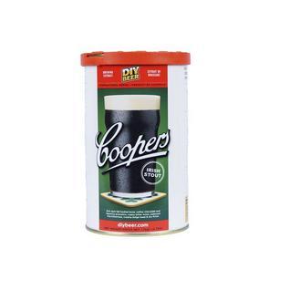 COOPERS Пивной солодовый экстракт Coopers Irish Stout