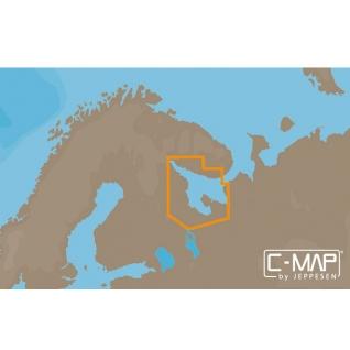 Карта C-MAP RS-N233 - Белое море и канал C-MAP