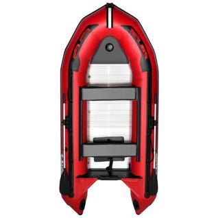 Лодка SMarine STRONG-420 (красный) 1.5 мм Sun Marine