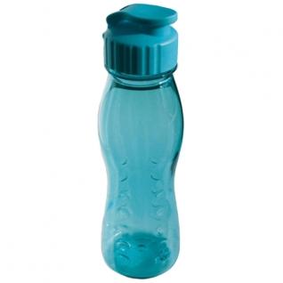 Бутылочка FlipTop голубая 700 мл