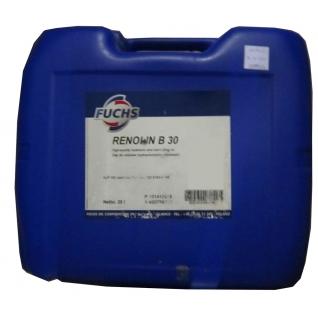 Fuchs Масло гидравлическое RENOLIN B 30, в канистре - 20 л
