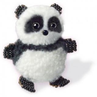 Набор для шитья брелока Маленькая панда АА 09-201