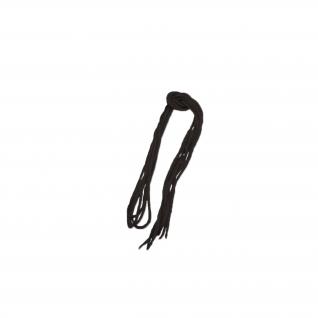 Mil-Tec Шнурки чёрные 80 см