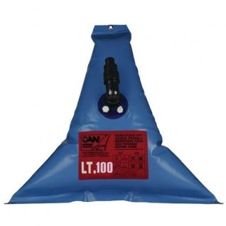 Can-Sb Мягкий водяной бак треугольный CAN-SB SE2076 100 л с полным комплектом штуцеров
