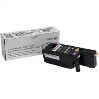 Картридж лазерный Xerox 106R02761 пур. для Ph 6020/6022/6025/6027