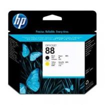 Оригинальная печатающая головка C9381A для принтеров HP Designjet T1120 HD, T1120 SD, T1200, чёрный и жёлтый 8762-01 Hewlett-Packard