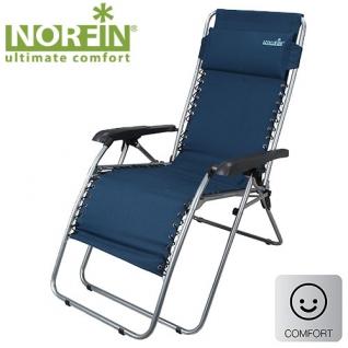 Кресло-шезлонг Norfin SOMERO NFL (+ Антисептик-спрей для рук в подарок!)