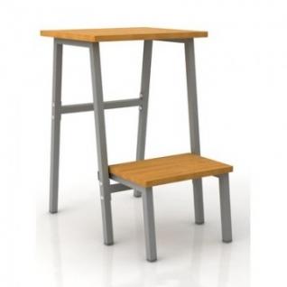 Метал.Мебель N_СД-207 ДСП Табурет-стремянка 380х370х580