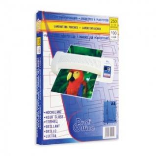 Пленка для ламинирования ProfiOffice А4, 125мкм 100шт/уп.