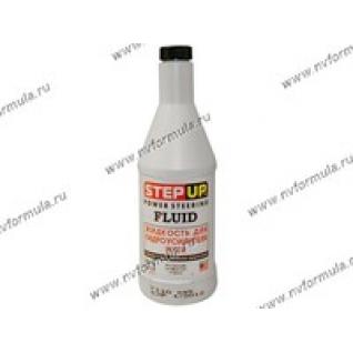 Жидкость ГУР STEP UP SP7030 355мл желтая