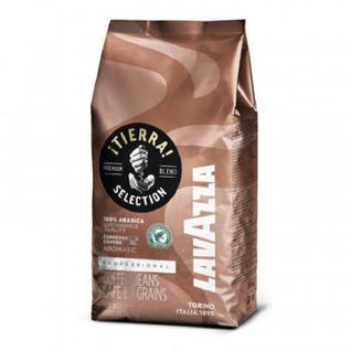 Кофе Lavazza Tierra в зернах, 1кг