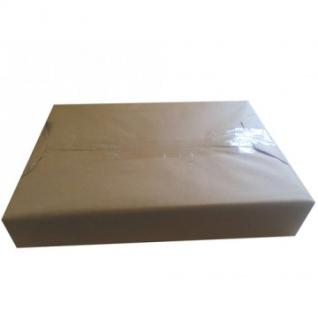 Бумага для выпечки резанная 40х60см 7 кг, Марка А коричневого цвета 0085