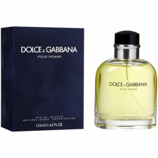 Dolce & Gabbana Dolce&Gabbana Pour Homme туалетная вода, 75 мл.