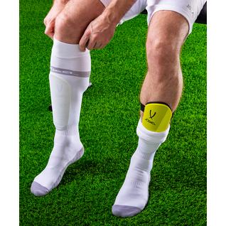 Щитки футбольные Jögel Ja-201, черный размер M