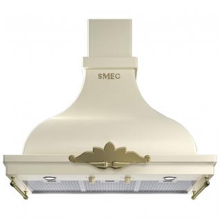 Настенная вытяжка Smeg KCM900POE