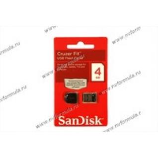 Флеш накопитель USB64Гб SanDisk Cruzer Edge