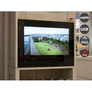 Телевизор AVS220K (черная рамка)