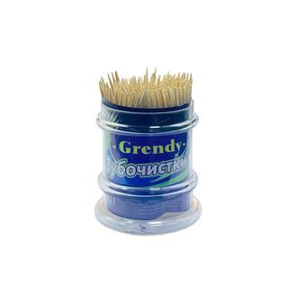 Зубочистки GRENDY 180 шт.