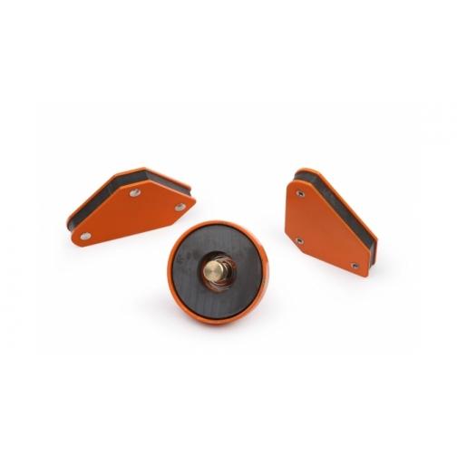 Набор магнитных держателей для сварки Forceberg 6453489