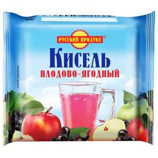 """Русский продукт Кисель брикет """"Плодово-ягодный"""" 220 г"""