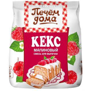 """Русский продукт Кекс Печем дома """"Малиновый"""" 300 г"""