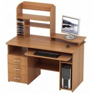 Стол компьютерный Mon_СК 14 Бук Бавария