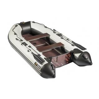 Моторная лодка Ривьера 2900 СК (стационарный транец, слань, киль) Мастер лодок