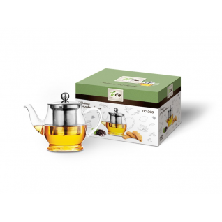 DIOLEX-TECO Чайник заварочный DIOLEX-TEXO TC-206 0,45 л