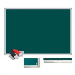 Доска меловая -магнитная зеленая 1200х2400 BoardSYS одноэлемент М1-240