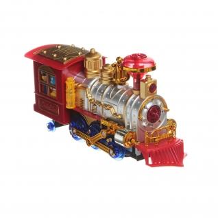 """Музыкальная игрушка """"Сказочный поезд"""" (свет, дым, движение) Joy Toy"""