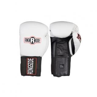 Ringside Перчатки боксерские тренировочные Ringside MFTGE 18 унций белые
