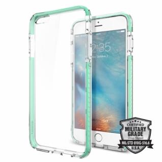 Бампер для iPhone 6s / 6 Plus Ultra Hybrid Tech цвет Crystal Mint (SGP11650)