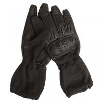 Mil-Tec Перчатки Action Gloves flammhemmend mit Stulpe schwarz