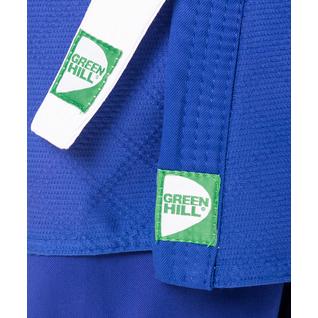 Кимоно дзюдо Green Hill Ma-302 синее, р.0/130