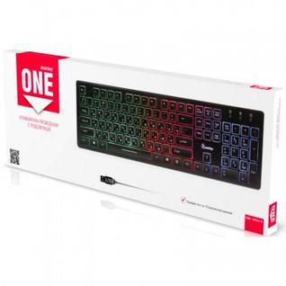Клавиатура Smartbuy ONE 305 USB черная (SBK-305U-K)