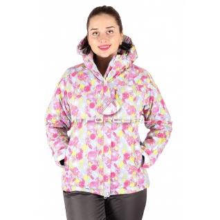 Куртка горнолыжная женская 1502