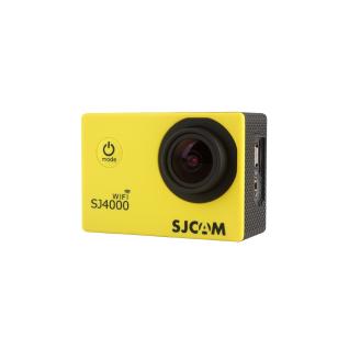 Экшн-камера SJCAM SJ4000 Wifi (желтый)
