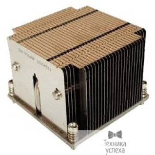 Supermicro Supermicro SNK-P0048P 2U (2011, радиатор без вентилятора, Cu + Al + тепловые трубки)