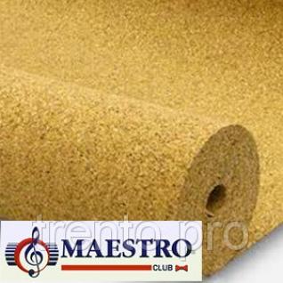 Подложка пробковая Maestro 4 мм Maestro