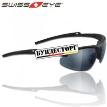 Swiss Eye Очки Swiss Eye Apache солнцезащитные, цвет черный