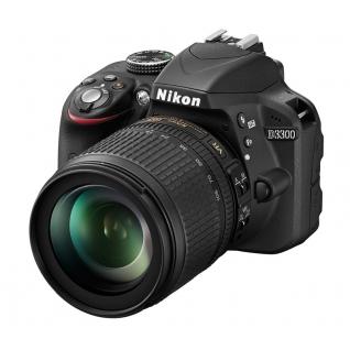 Nikon D3300 Kit 18-105 VR*