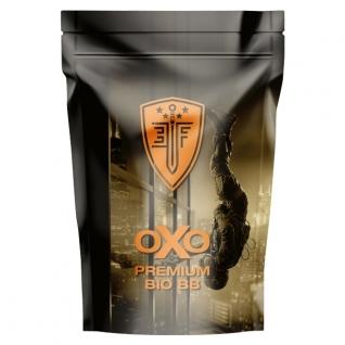 EliteForce Шарики Elite Force OXO био BB 0.25 г 4000 шт., цвет белый