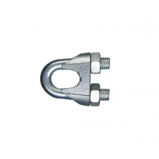 Зажим для стальных канатов M10 DIN 741 STARFIX